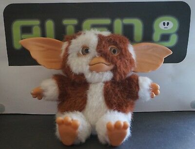 "Gizmo / Gremlins / 6"" Plush Soft Collectable / NECA Warner Bros / 2011"