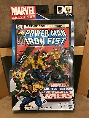 Power Man and Iron Fist #1 (April 2016, Marvel)