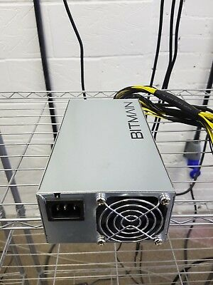 Antminer APW3++ - Powers 2 Antminer L3+
