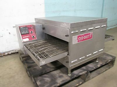 """blodgett S1820G"" Hd Commercial (Nsf) Digital Natural Gas Conveyor Pizza Oven"