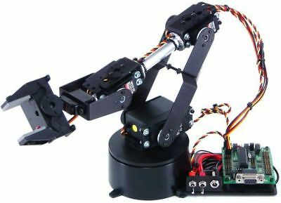 Lynxmotion AL5B 4 Degrees of Freedom Robotic Arm Combo Kit (no electronics)