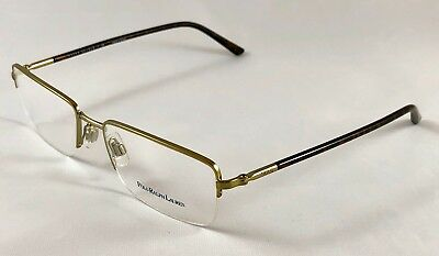New POLO RALPH LAUREN PH1128 9205 Men's Eyeglasses Frames 53-17-140