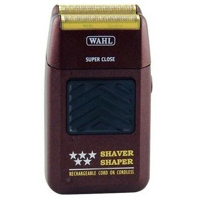 WAHL Professional 5-Star Cord/Cordless Rechargeable Shaver #8061 - NEW
