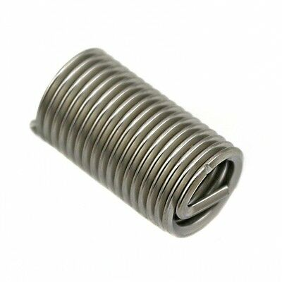 M3*0.5*1.5D A2 304 Stainless Bteel Helicoli Thread Repair Lnsert Coil