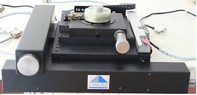 CASCADE MICROTECH Summit 12000 XYZ Stage and New  Y Encoder 106-232