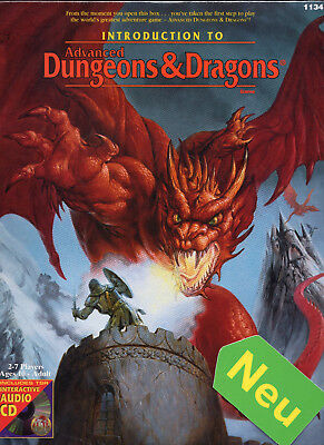 AD&D Introductions to AD&D * Box-Set NEU & Original