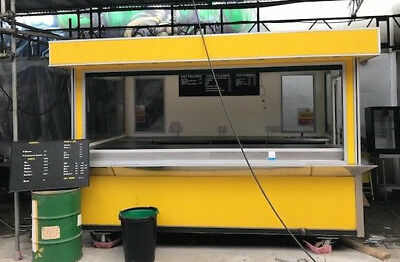 Catering Kiosk for Sale, made by Towability
