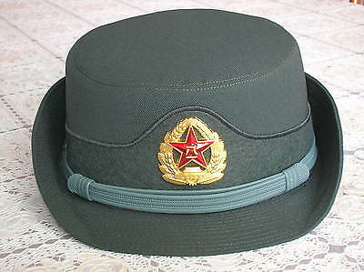 07's series China PLA Army Woman Soldier and NCO CAP,Hat
