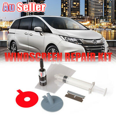 Windscreen Repair Kit Instrument Auto Windows Tool Glass Recovery Patcher