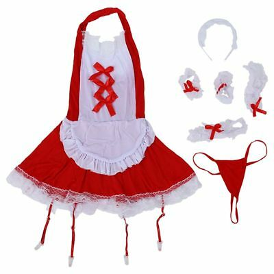 Sexy lingerie hot erotic lingerie sexy Naughty Maid sexy Costumes dress sex S1X4