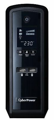 CyberPower PFC Sinewave UPS 6 Outlets 1500VA 900W Uninterruptible Power Supply