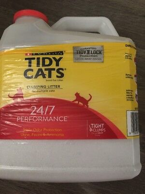 Purina Tidy Cats Clumping Litter 6.35kg - New Never Used
