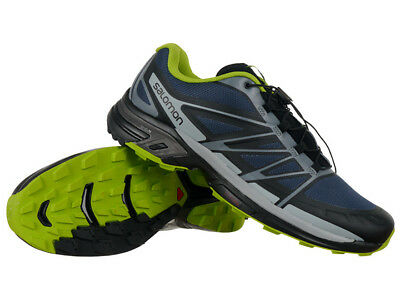 SALOMON MEN'S WINGS Pro 2 Trail Running Shoes US Size 11