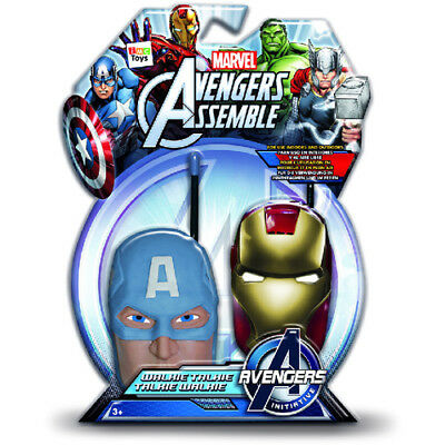 Avengers Walkie Talkie Face (NEU)