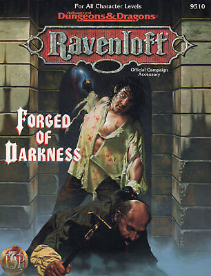 RAVENLOFT Forged of DARKNESS * for all Levels  *TOP-Neu !*