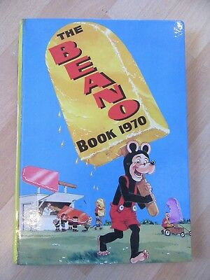 The Beano Book Annual 1970 - Good Condition