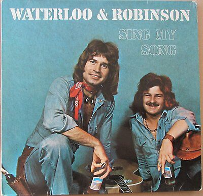 LP Waterloo & Robinson - Sing My Song