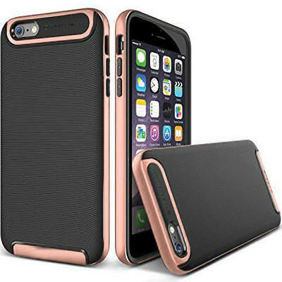 New Luxury 360° Shockproof Protective Hard Case Cover For Apple iPhone 7&8 Plus