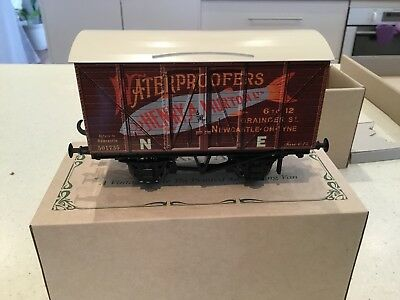 Darstead O Gauge Wagon Henry Murtons Private Owner