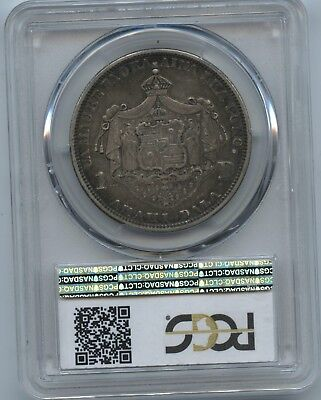 1883 Hawaii Silver Dollar Pcgs Graded Xf 40 Super Original And Priced To Sell!!