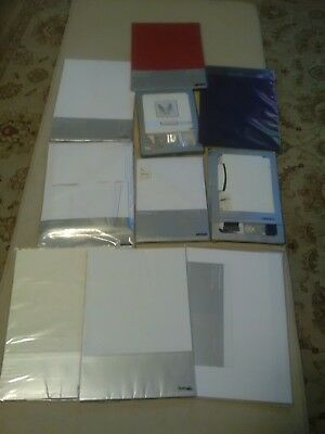 Job lot of John Lewis table place cards wardrobe cards favour boxes kit RRP £ 40