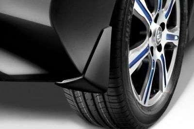 Nissan Leaf 2018 > ZE1 Front & Rear Mudguards Black Z11 New Genuine KE7885SH1D