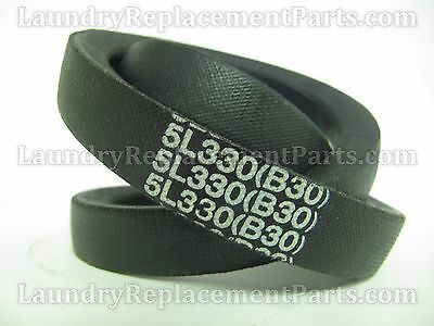"5L330 BELT 5/8"" x 33"" FOR AMERICAN DRYER PART# 100156"