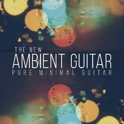 The New Ambient Guitar Kontakt Instruments & Samples