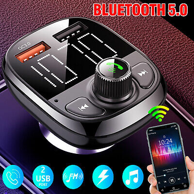 Bluetooth V4 Transmitter & Receiver Wireless A2DP Audio 3.5mm Jack Aux Adapter