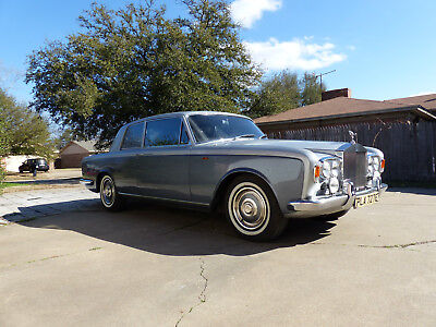 1966 Rolls-Royce Silver Shadow  1966 Rolls Royce Silver Shadow James Young 2-Door Coupe