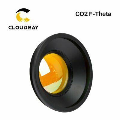 CO2 F-theta Scan Lens Field Lens 10.6um for Optical CO2 Laser Marking Machine