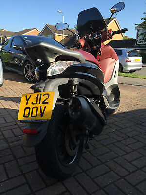 Piaggio Beverly 350 Sport Touring ABS Scooter