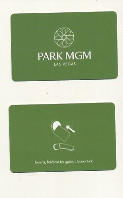 1st issue--PARK MGM --formerly-Monte Carlo--Las Vegas,NV-----Room key--K-59