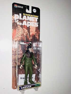 Perfect Condition Display Piece Vintage Planet Of The Apes Caesar Retro Figure