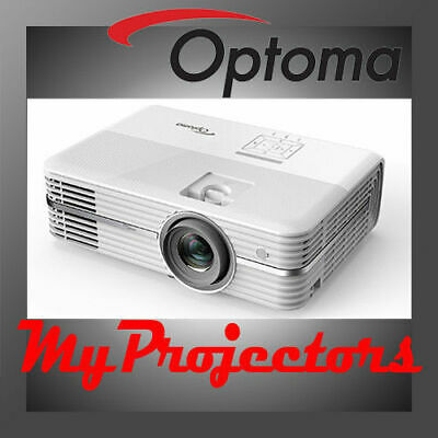 OPTOMA UHD50 4K Home Theater Projector Best Award Free Chromecast Ultra !