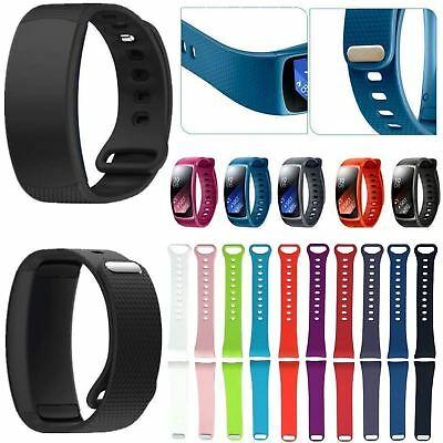 Silicone Replacement Band Wrist Watch Strap For Samsung Gear Fit2 / Fit 2 Pro AU