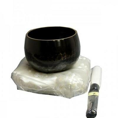 SGI SOKA GAKAI Japanese Buddhist Bell set New phosphorus bar No. 7 F/S