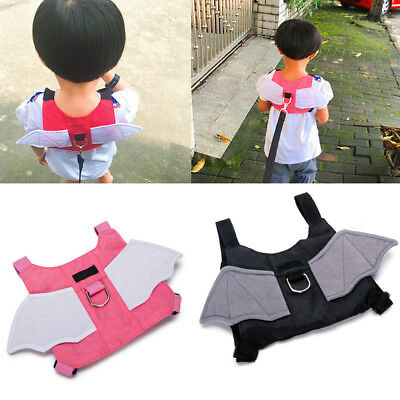 Kid Harness Anti Lost Adjustable Belt with Safety Leash Toddler Harness Walking