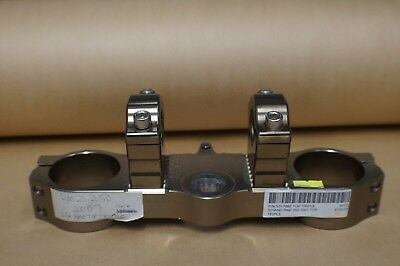 SUZUKI RMZ 250 2007 Upper Top Triple Clamp USED  Motorcycle Off Road