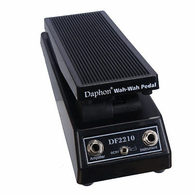 Daphon DF2210 Guitar Wah Wah Pedal For Electric Guitar Players DJ
