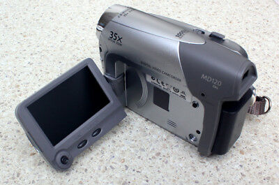 CANON MD120, 35x ZOOM, DIGITAL VIDEO CAMCORDER