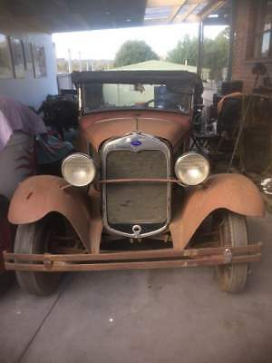 Ford Roadster 1930 .Hot Rod project