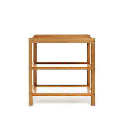 Obaby Open Baby Changing Unit - Country Pine - Baby Change Table