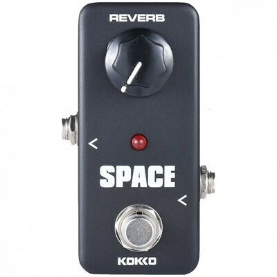 KOKKO FRB-2 Mini Space Reverb Guitar Effect Pedal True Bypass