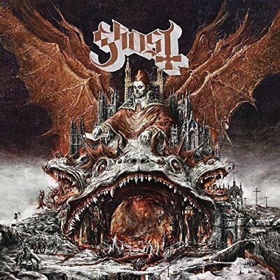 Ghost Prequelle Cd - New Release June 2018