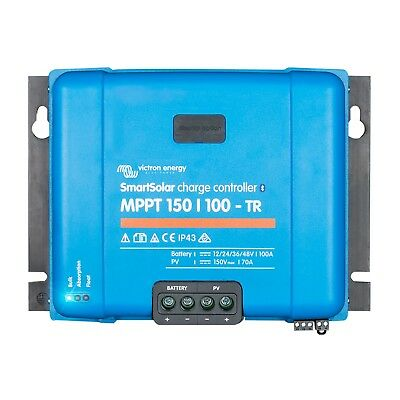Victron SmartSolar 150/100 100A MPPT Solar charge controller (with Bluetooth) TR
