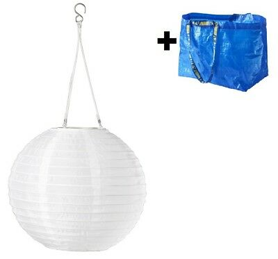 ikea solvinden led cm kugel garten solar lamp geschenk with solar lampion ikea. Black Bedroom Furniture Sets. Home Design Ideas