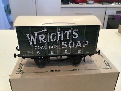 Darstead O Gauge Wagon Wrights Soap Private Owner Van