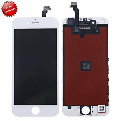 """For iPhone 6 4.7"""" White Touch LCD Screen Replacement Display Assembly Digitizer"""