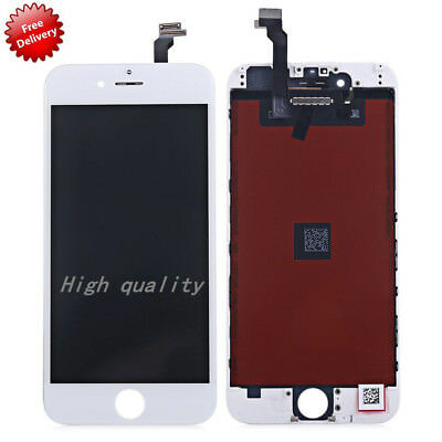 """For iPhone 6 4.7"""" White Touch LCD Screen Display Assembly Digitizer Replacement"""